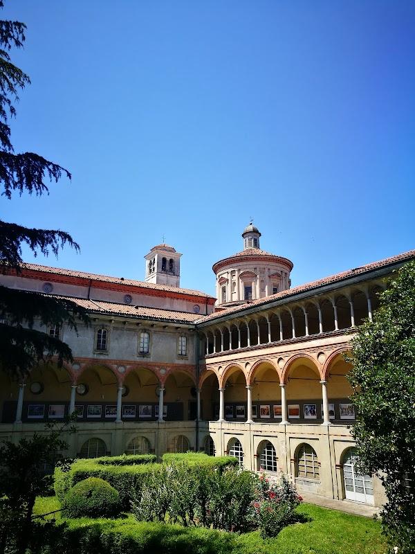 Popular tourist site Museo Nazionale della Scienza e della Te in Milano