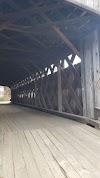 Image 7 of Worrall Bridge Covered Bridge, Rockingham