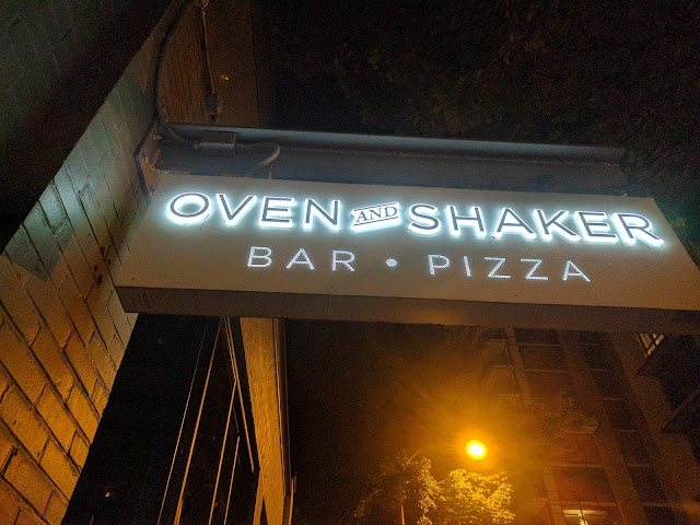 Oven and Shaker