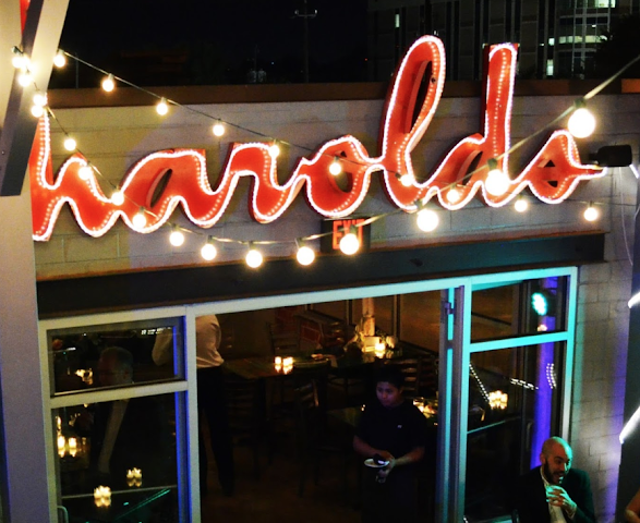 Harold's Restaurant, Bar & Rooftop Terrace banner backdrop