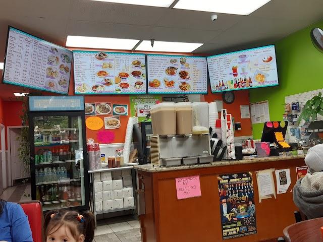 Taqueria El Taco Maestro banner backdrop