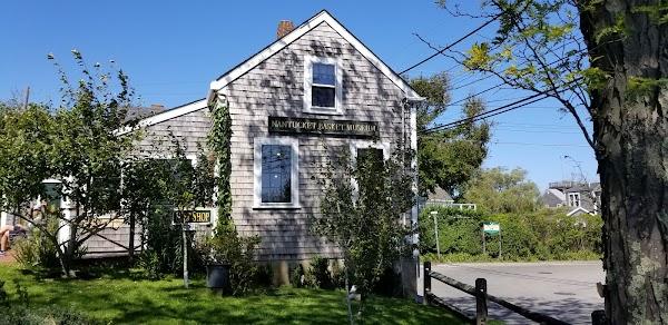 Popular tourist site Nantucket Lightship Basket Museum in Nantucket