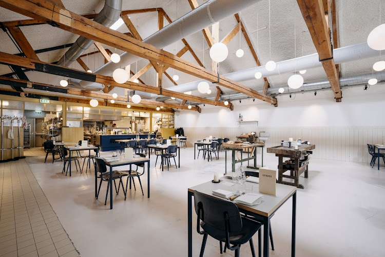 Restaurant Entrepot Amsterdam