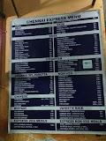 Chennai Express- South Indian Restaurant in gurugram - Gurgaon