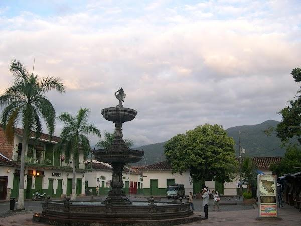 Popular tourist site web Santa Fe de Antioquia in Santa Fe de Antioquia
