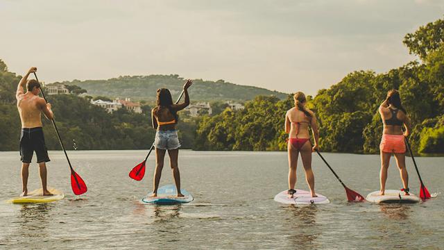 Rowing Dock image