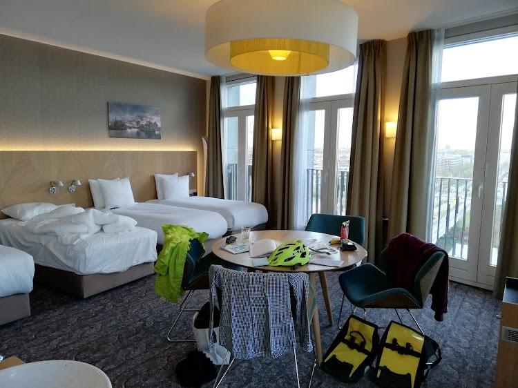 Amadi Panorama Hotel Amsterdam