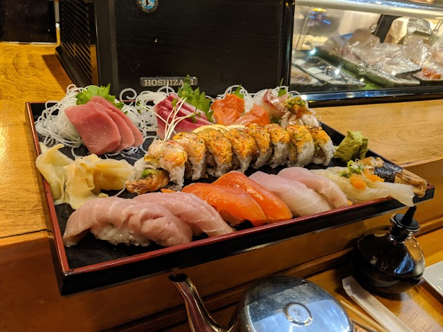 Moshi Moshi Sushi & Izakaya