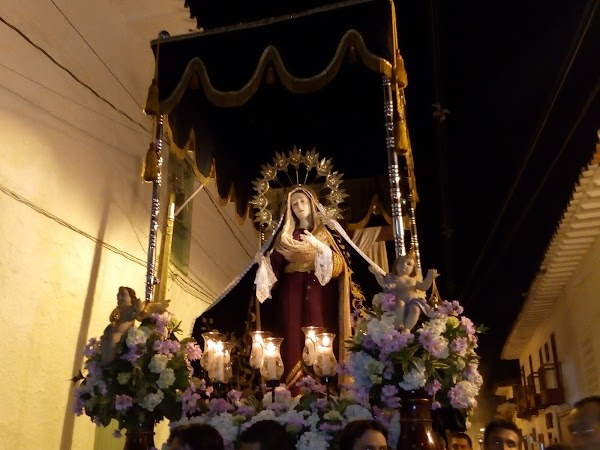 Popular tourist site Roman Catholic Archdiocese of Santa Fe d in Santa Fe de Antioquia