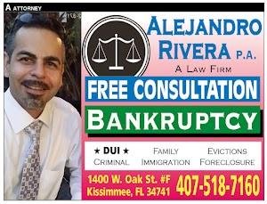 ALEJANDRO RIVERA P.A. - A Law Firm