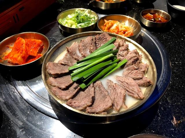 DAEHO KOREAN BBQ & BEEF SOUP