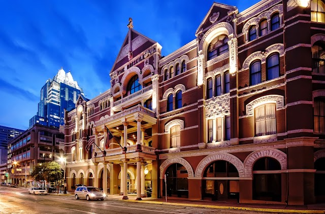 The Driskill In The Unbound Collection By Hyatt image