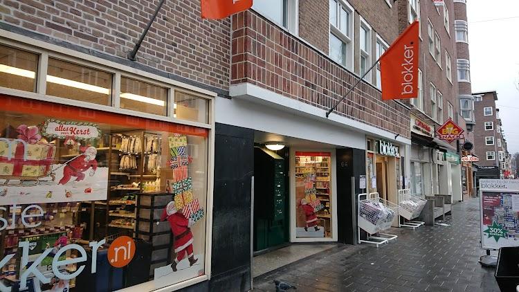 Blokker Amsterdam Rijnstraat Amsterdam