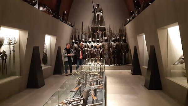 Popular tourist site Poldi Pezzoli Museum in Milano