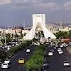 Traffic update near Azadi Sq. - میدان آزادی Tehran - تهران