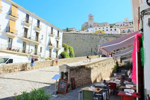 Casc històric d'Eivissa
