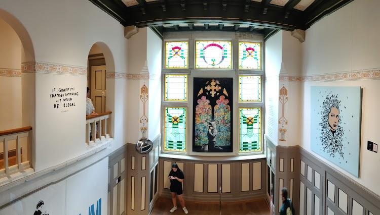 Moco Museum Amsterdam Amsterdam