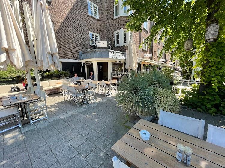 Bar Grill Marathonweg Amsterdam