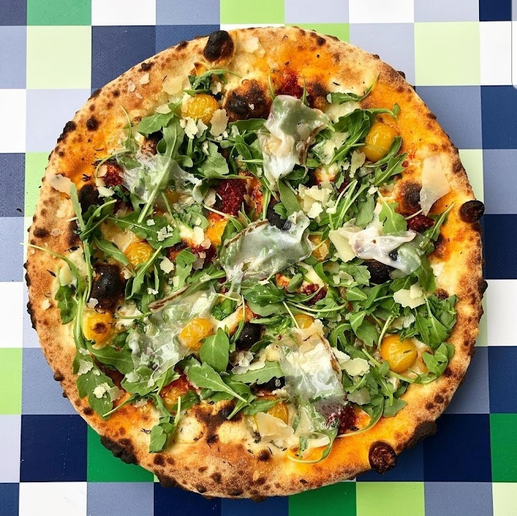 De Pizzabakkers Spaarndammerstraat Amsterdam