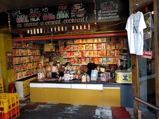 Cereal Killer Cafe image