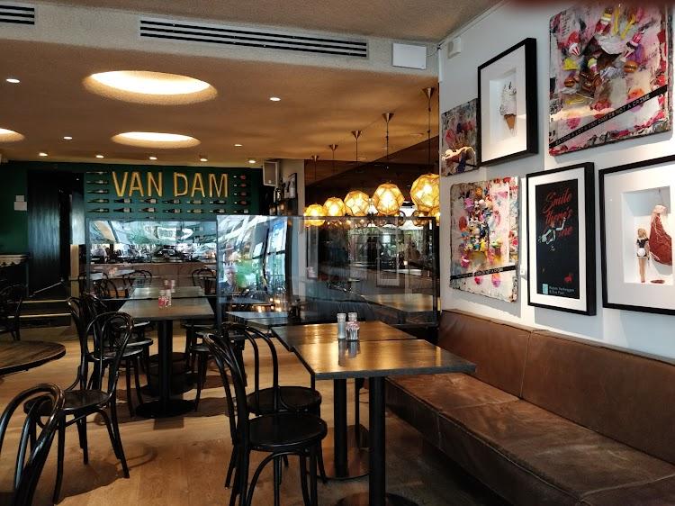 Brasserie Van Dam Amsterdam