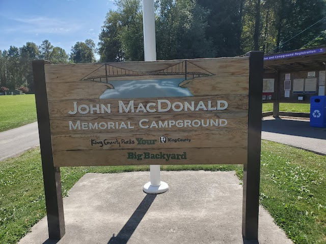 Tolt River-John MacDonald Park