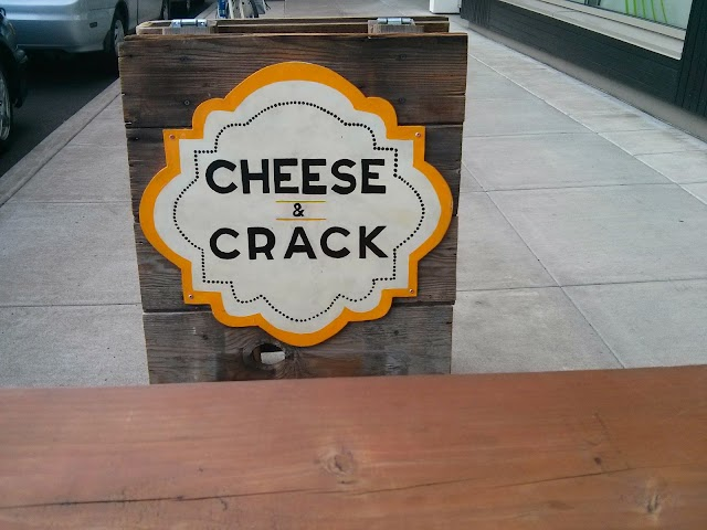Cheese & Crack Snack Shop