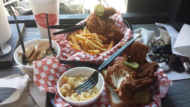 Hattie B's Hot Chicken - Midtown Nashville, TN