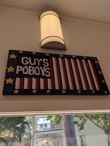 Guy's Po-Boys