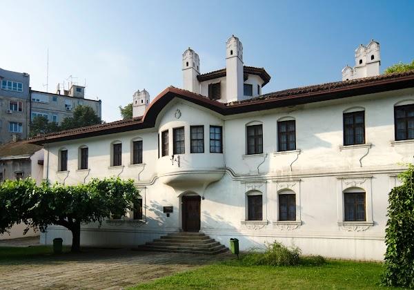 Popular tourist site Konak kneginje Ljubice in Belgrade