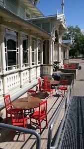 Kuursaal summer cafe