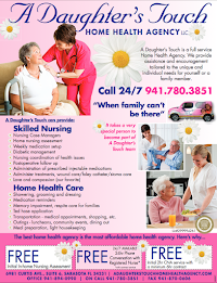 A Daughter's Touch Home Health Agency