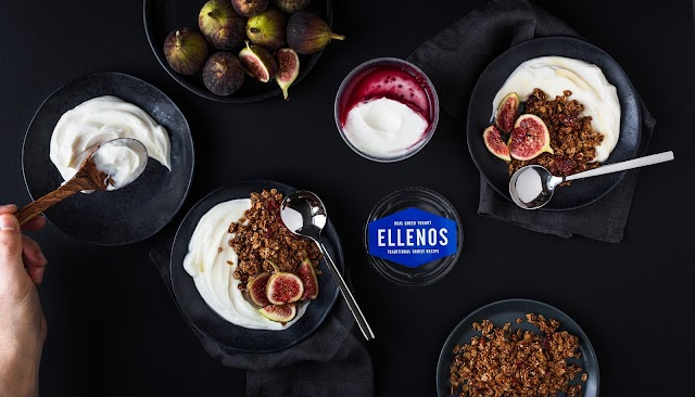 Ellenos Real Greek Yogurt