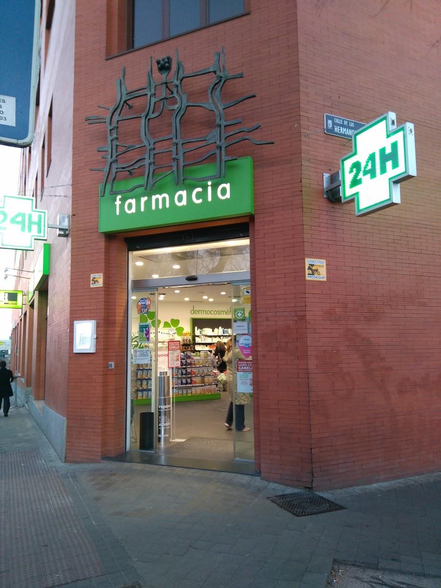 Foto farmacia Farmacia Trébol García Noblejas
