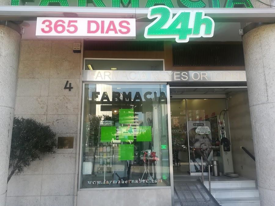 Foto farmacia Farmacia 24h Bernabeu Ldo. Miguel Reyes
