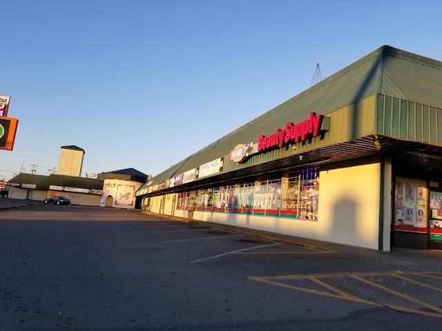 B & I Shopping Center