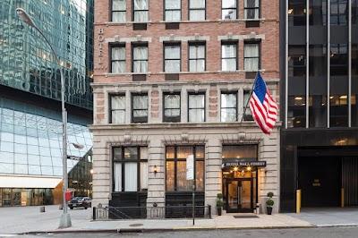Eurostars Wall Street Parking - Find Cheap Street Parking or Parking Garage near Eurostars Wall Street   SpotAngels