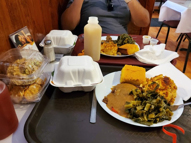 Soul Vegetarian Restaurant