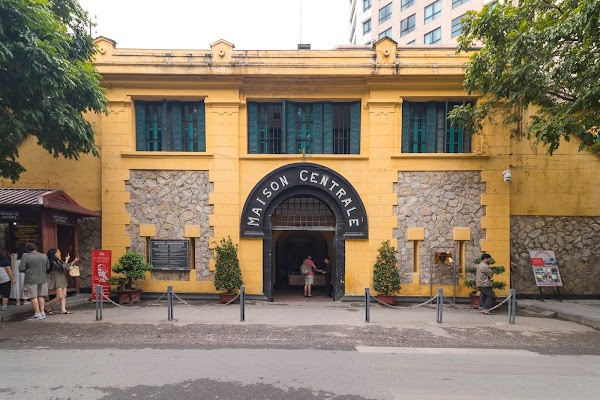 Popular tourist site Hoa Lo Prison Memorial in Hanoi