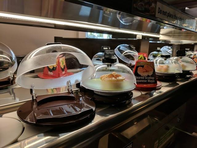 Kura Revolving Sushi Bar - Now Open