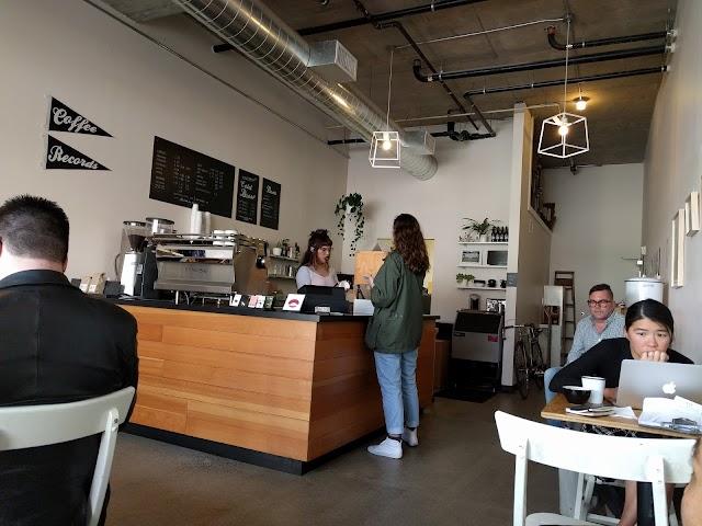 Porchlight Coffee & Records image