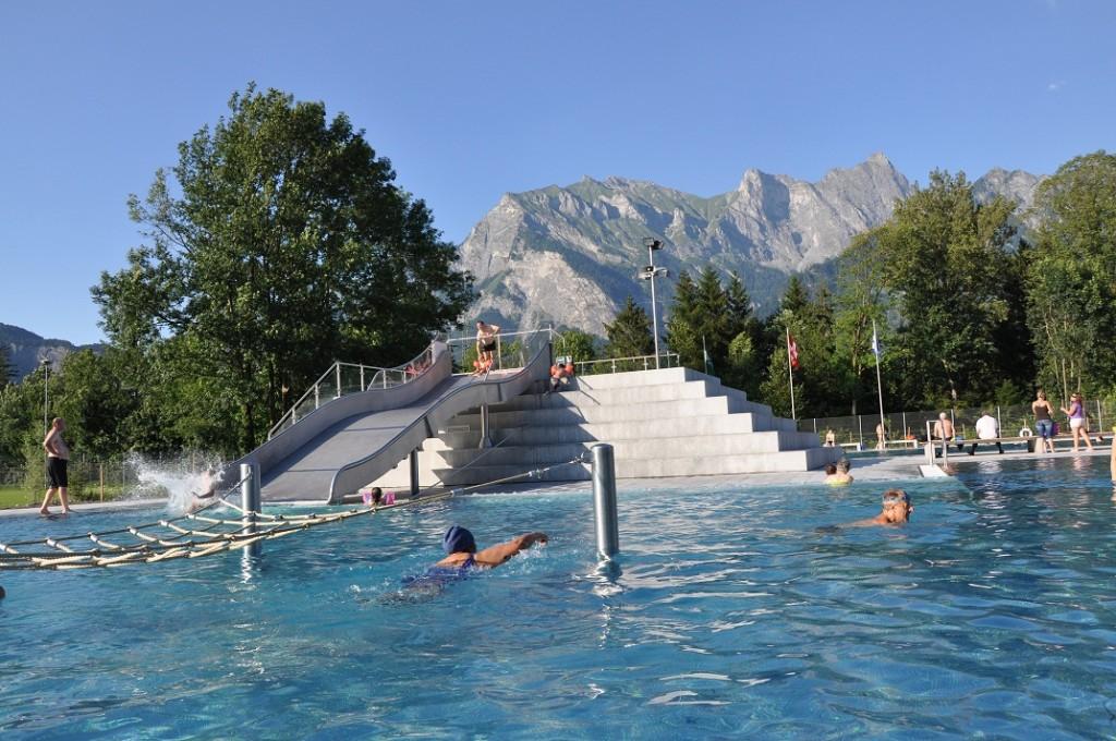 Giessenpark Freiluftbad