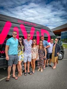 Vivid Tours - Kelowna Wine and Craft Beer Tours