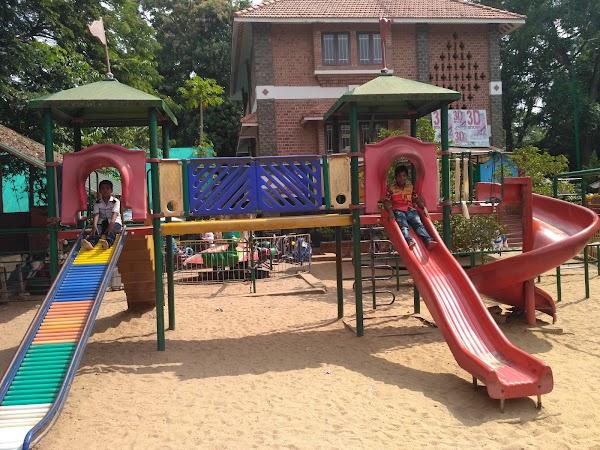 Popular tourist site Thiruvananthapuram Zoo in Trivandrum
