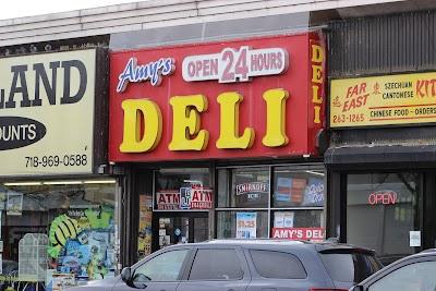 Amy's Deli Parking - Find Cheap Street Parking or Parking Garage near Amy's Deli | SpotAngels