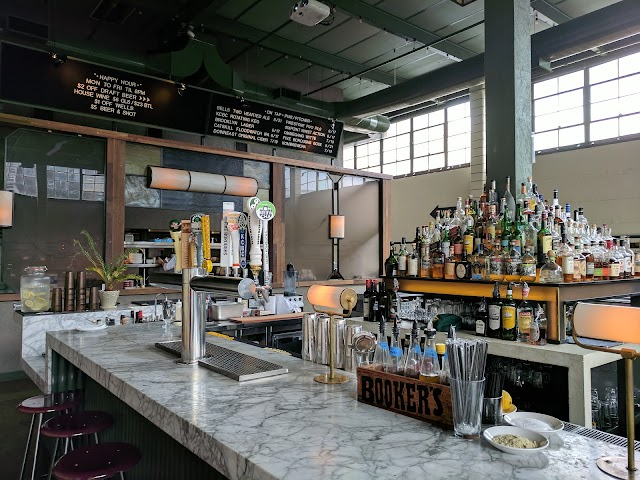 Syndicated Bar Theater Kitchen