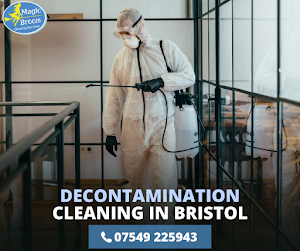 Magic Broom Cleaning Services - Office Cleaning, End of Tenancy Cleaning, Deep Cleaning & Disinfection Services in Bristol
