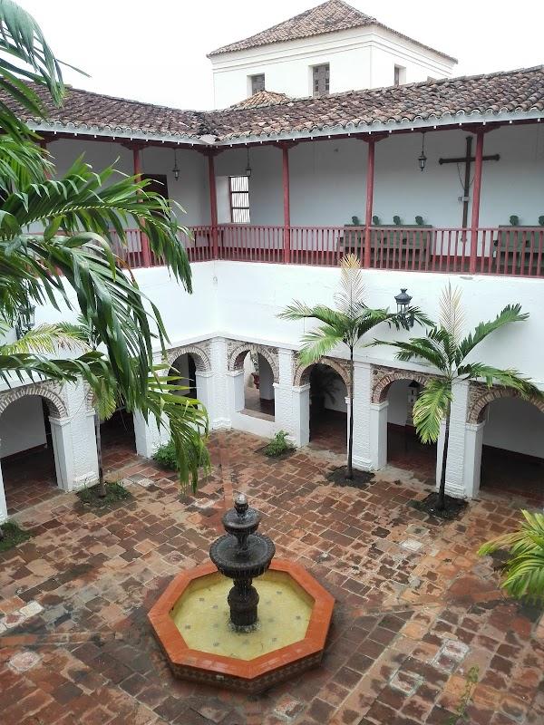 Popular tourist site Museo de Arte Religioso Francisco Cristó in Santa Fe de Antioquia