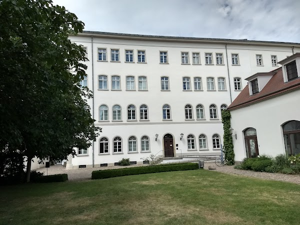Popular tourist site Mendelssohn-Haus in Leipzig