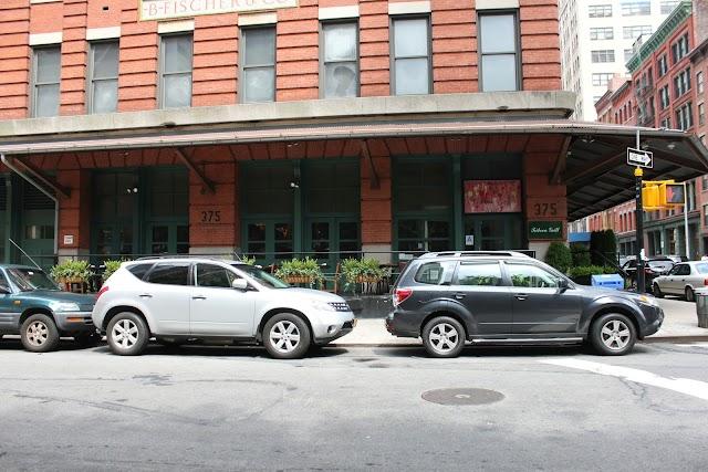 Tribeca Grill banner backdrop